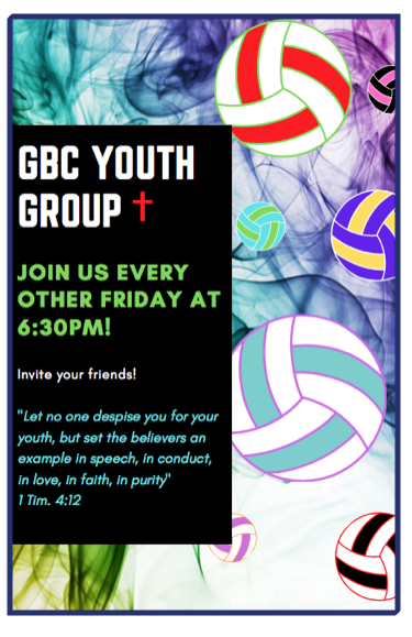 Youth Group Back in Action!